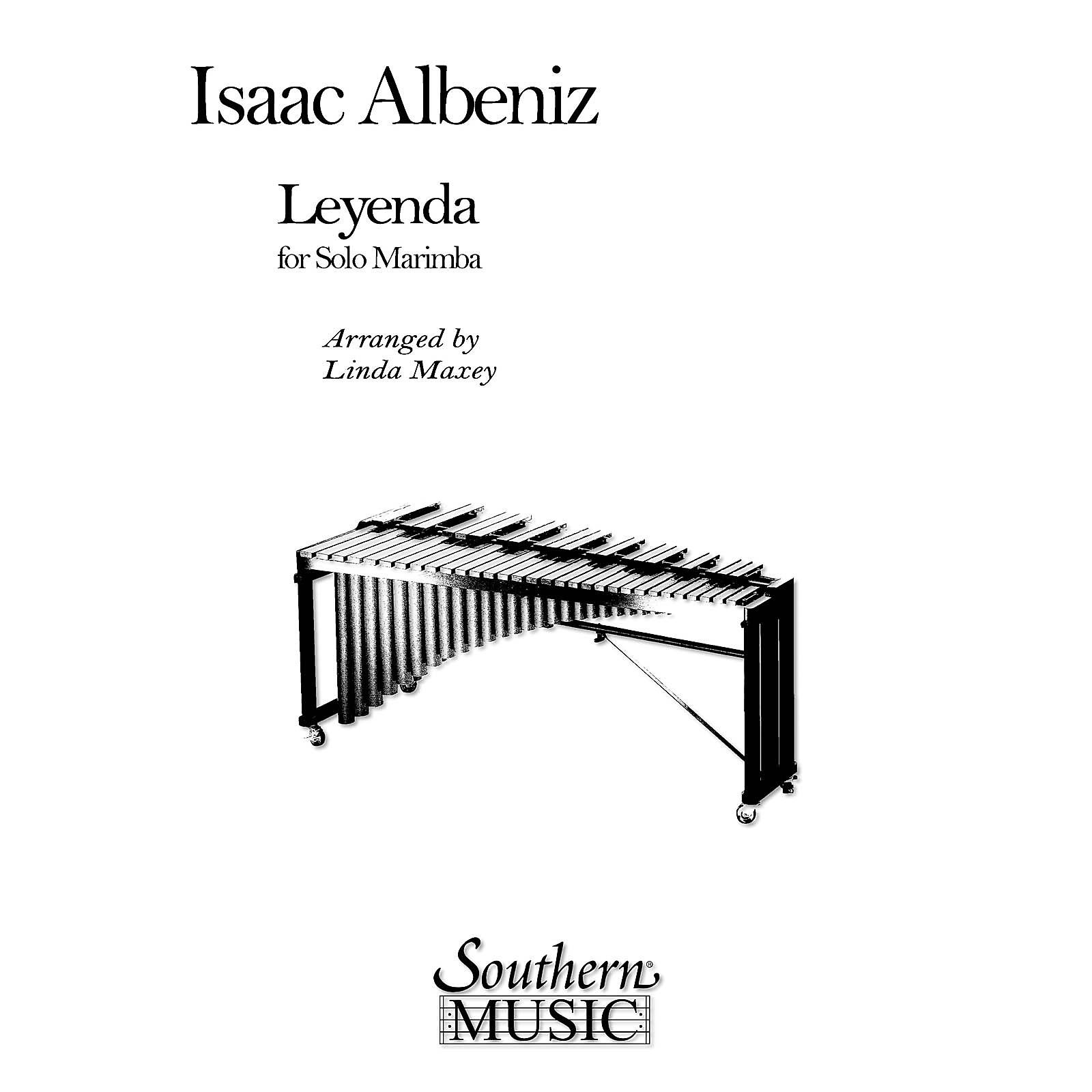 Hal Leonard Leyenda (Percussion Music/Mallet/marimba/vibra) Southern Music Series Arranged by Maxey, Linda