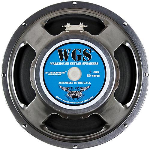 Warehouse Guitar Speakers Liberator 80 12