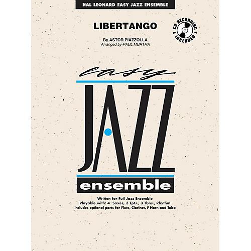 Cherry Lane Libertango Jazz Band Level 2 Arranged by Paul Murtha