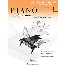 Faber Piano Adventures Libro de lecciones y teoría, Nivel 4 Faber Piano Adventures® Series Softcover Written by Randall Faber
