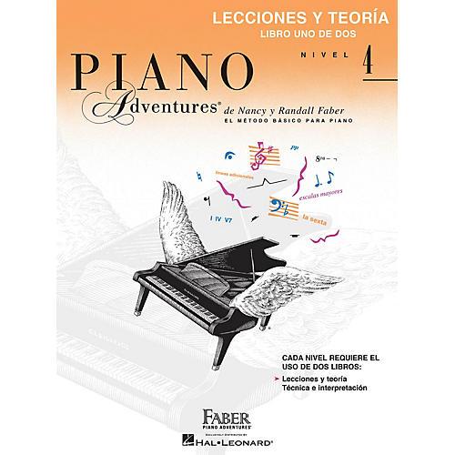 Faber Piano Adventures Libro de lecciones y teoría, Nivel 4 Faber Piano Adventures® Series Softcover Written by Randall Faber