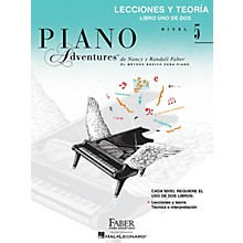 Faber Piano Adventures Libro de lecciones y teoría, Nivel 5 Faber Piano Adventures® Series Softcover Written by Randall Faber
