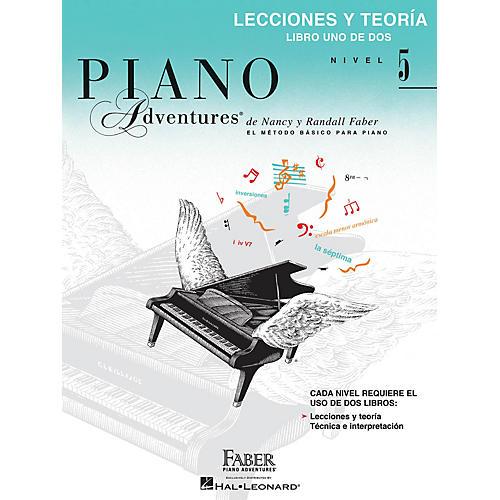 Faber Piano Adventures Libro de lecciones y teoría, Nivel 5 Faber Piano Adventures® Series Softcover Written by Randall Faber