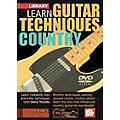Mel Bay Lick Library Learn Guitar Techniques: Country DVD thumbnail