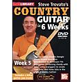 Mel Bay Lick Library Steve Trovato's Country Guitar in 6 Weeks DVD Guitar Course thumbnail