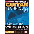 Mel Bay Lick Library Ultimate Guitar Techniques: Chords and The Scales 2 DVD Set thumbnail