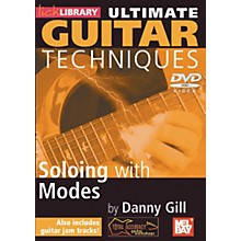 Mel Bay Lick Library Ultimate Guitar Techniques: Soloing with Modes DVD