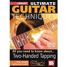 Mel Bay Lick Library Ultimate Guitar Techniques: Two-Handed Tapping DVD