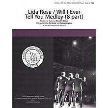 Barbershop Harmony Society Lida Rose/Will I Ever Tell You? (from The Music Man) A CAPPELLA MIXED VOICES by Nancy Bergman