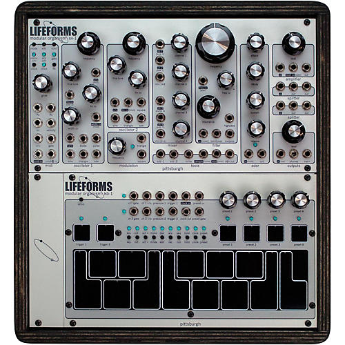 pittsburgh modular synthesizers lifeforms system 201 musician 39 s friend. Black Bedroom Furniture Sets. Home Design Ideas