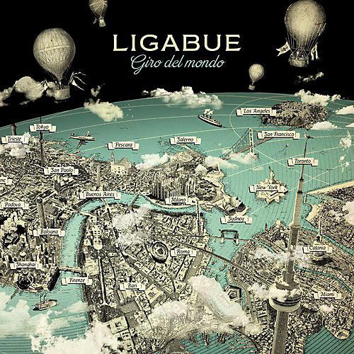 Alliance Ligabue - Giro Del Mondo