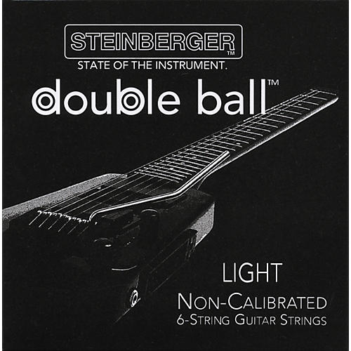 Steinberger Light Gauge 6-String Guitar Strings