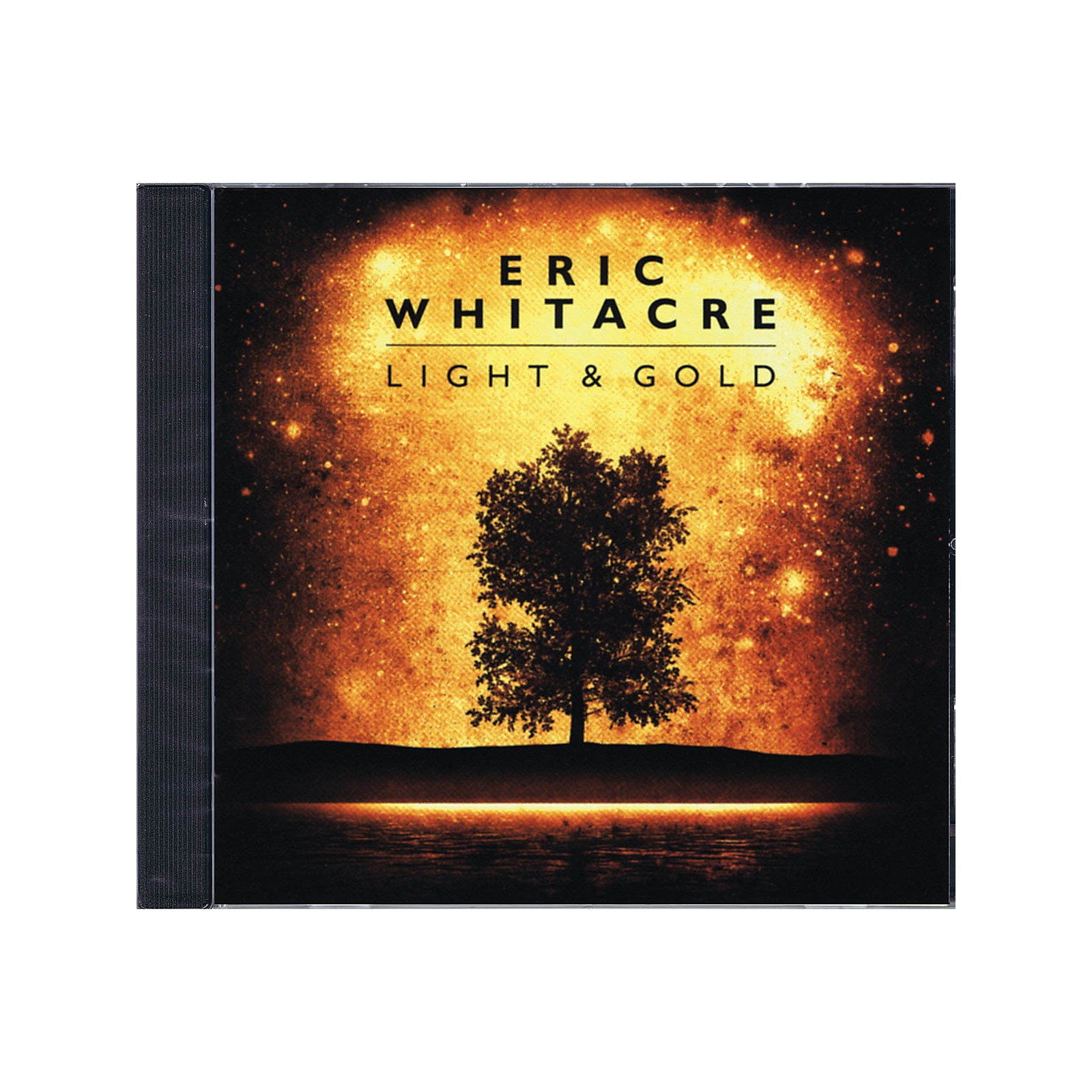 Hal Leonard Light & Gold CD composed by Eric Whitacre