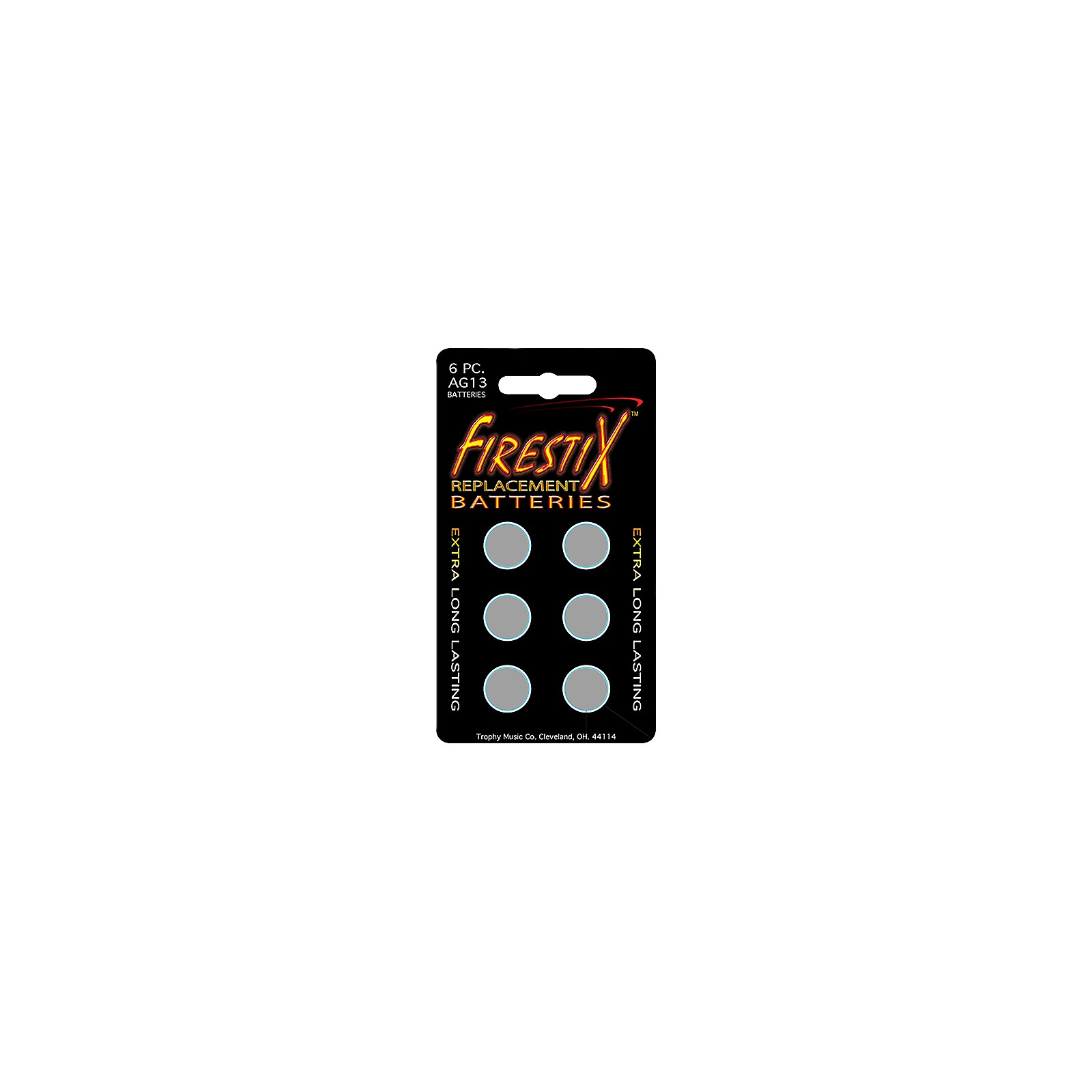 Firestix Light-Up Drum Stick Replacement Batteries