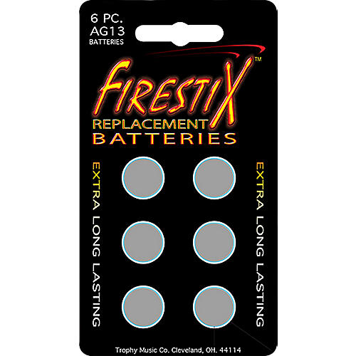 Firestix Light-Up Drum Stick Replacement Batteries