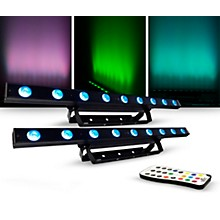 CHAUVET DJ Lighting Package with COLORband LED Effect Light and IR-6 Controller