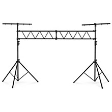Open Box Musician's Gear Lighting Stand with Truss