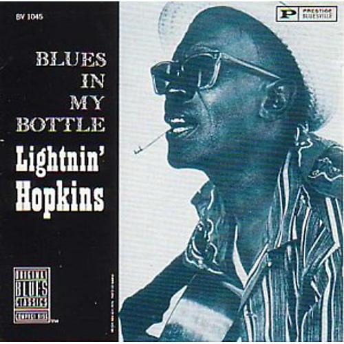 Alliance Lightnin' Hopkins - Blues in My Bottle