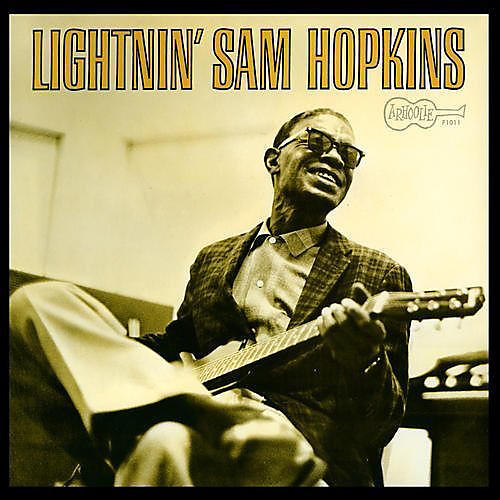 Alliance Lightnin Hopkins - Lightnin Sam Hopkins