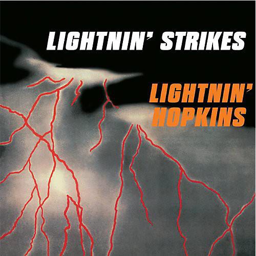 Alliance Lightnin' Hopkins - Lightnin' Strikes