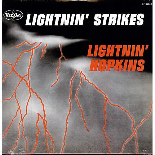 Alliance Lightnin' Hopkins - Lightnin Strikes