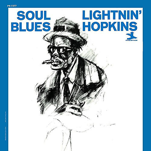 Alliance Lightnin' Hopkins - Soul Blues