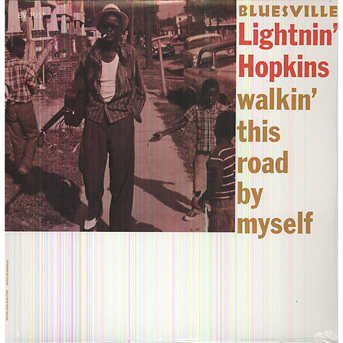 Alliance Lightnin' Hopkins - Walkin This Road By Myself