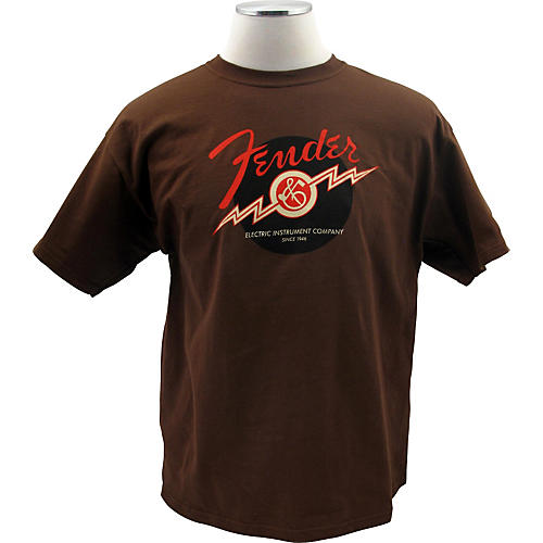Fender Lightning Bolt Logo T-Shirt