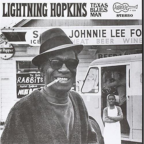Alliance Lightning Hopkins - Texas Blues Man