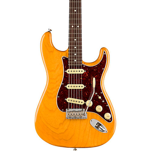 Fender Lightweight Ash American Professional Stratocaster Electric Guitar