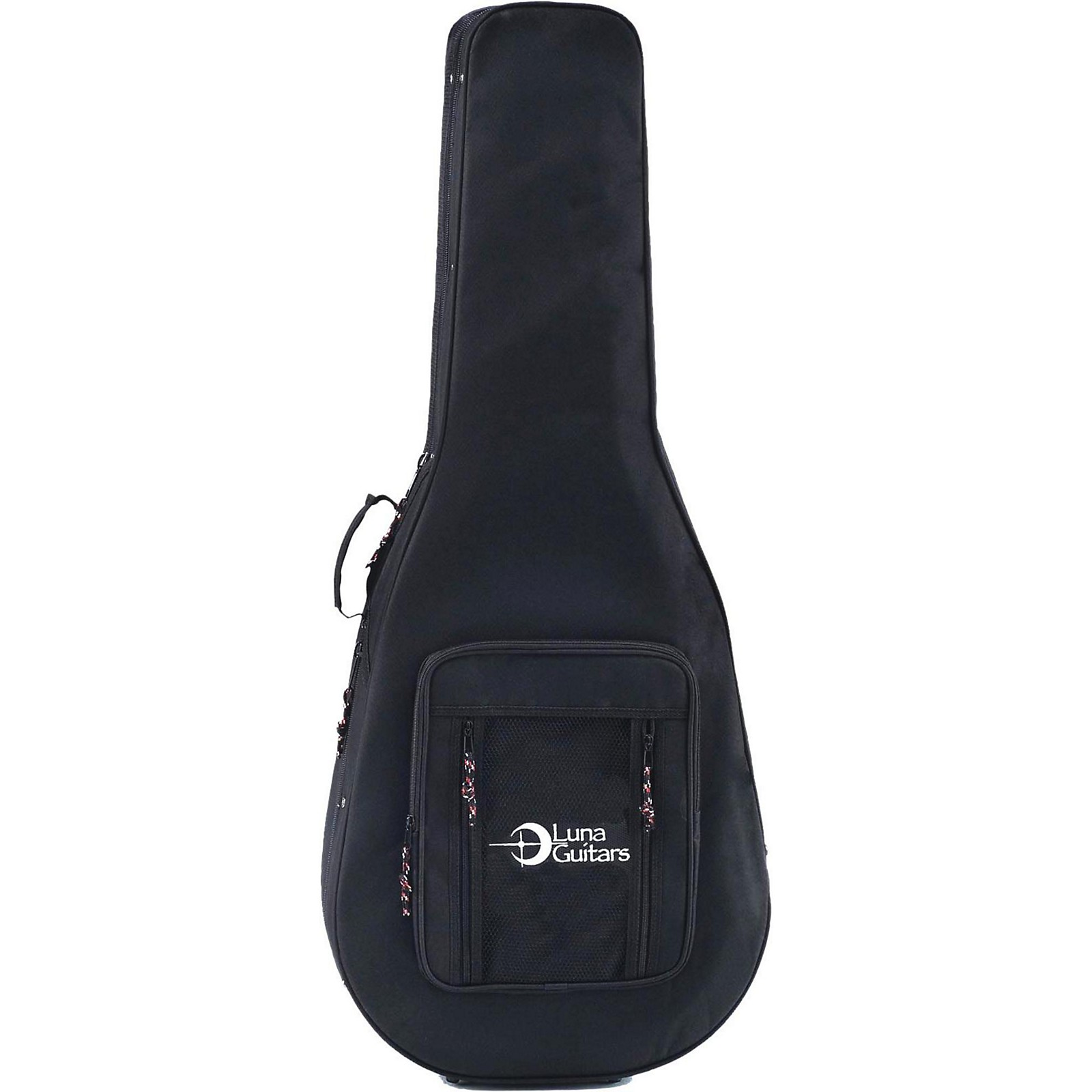 Luna Guitars Lightweight Case for Folk and Parlor Size Guitars