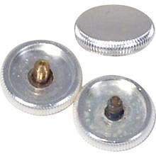 Lightweight Finger Buttons Silver Plate - Fits Schilke