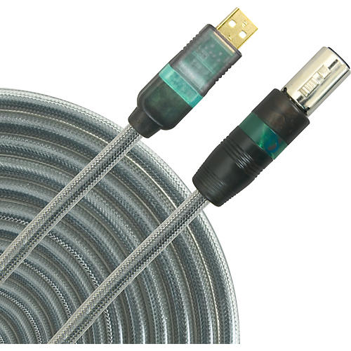 SoundTech LigtSnake Microphone Cable to USB Cable