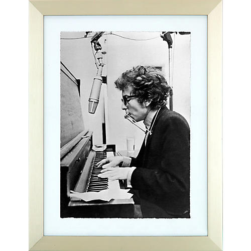 Hulton Archive Like A Rolling Stone Black and White Framed Photo 26