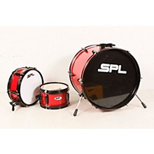 Open Box Sound Percussion Labs Lil Kicker - 3-Piece Jr. Drum Set
