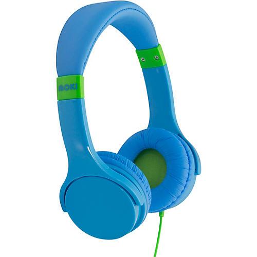 Moki Lil' Kids Headphones Blue