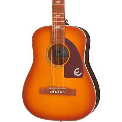 Epiphone Lil' Tex Travel Acoustic-Electric Guitar
