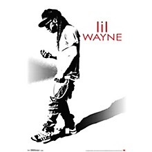 Trends International Lil Wayne - Hustle Poster