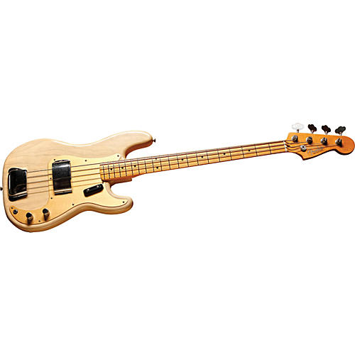Fender Custom Shop Limited 1958 Closet Classic P Bass Electric Bass Guitar