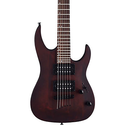Mitchell Limited Blackout Edition Carved Top Solid Body Electric Guitar