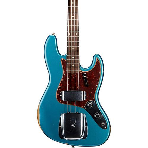 Fender Custom Shop Limited Edition 1960 Relic Jazz Bass Custom Built