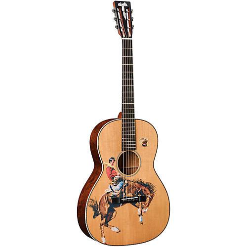 Martin Limited Edition 2016 LE-Cowboy Dreadnought Acoustic Guitar