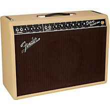 Open BoxFender Limited-Edition '65 Deluxe Reverb 22W Tube Guitar Combo Amp