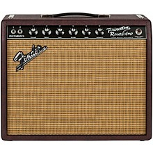 Open BoxFender Limited Edition '65 Princeton Reverb 15W 1x12 Tube Guitar Combo Amp Bordeaux Reserve