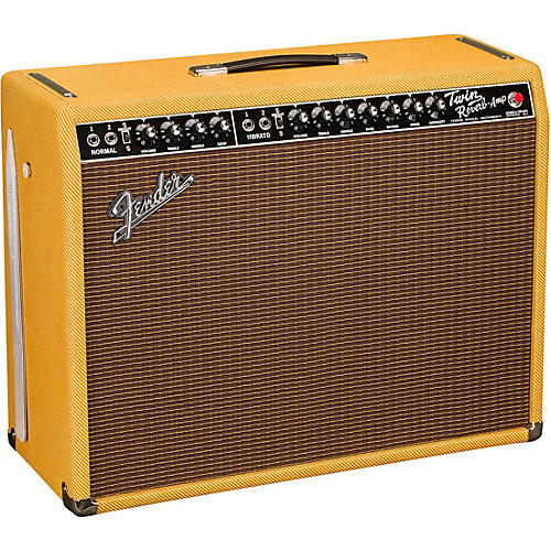 Fender Limited-Edition '65 Twin Reverb 85W 2x12 Tube Guitar Combo Amp