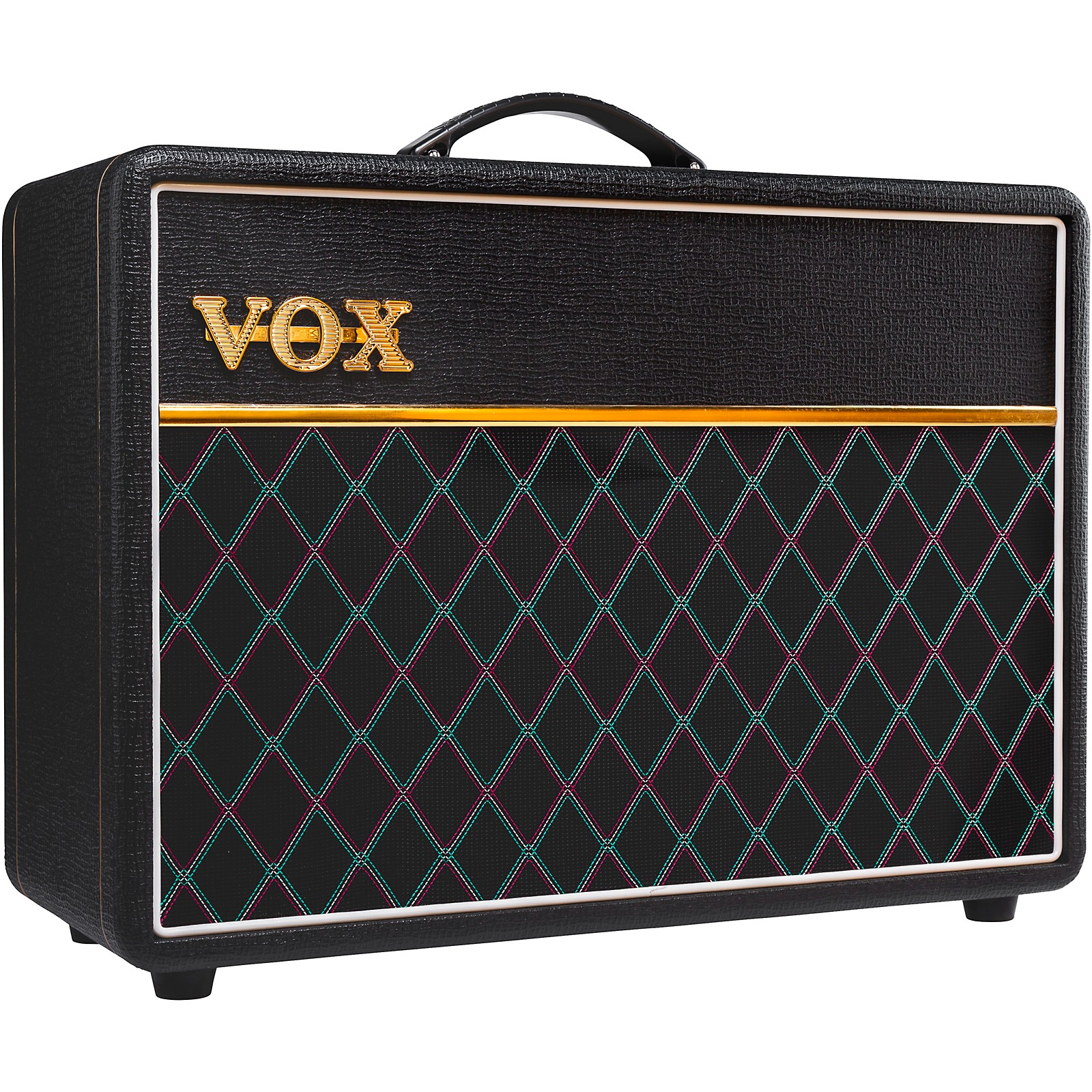 Vox Limited-Edition AC10C1 10W 1x10 Tube Guitar Combo Amp with Creamback Speaker and JJ Tubes