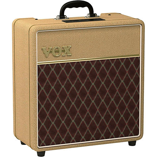 vox limited edition ac4 4w 1x12 tube guitar combo amp tan musician 39 s friend. Black Bedroom Furniture Sets. Home Design Ideas