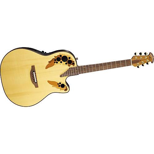 Ovation Limited Edition Adirondack Elite Acoustic-Electric Guitar