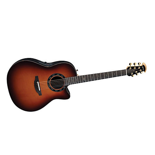 Ovation Limited Edition Adirondack Spruce Top Acoustic-Electric Guitar