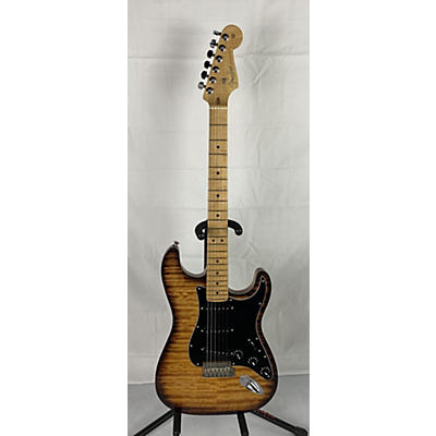 Fender Limited Edition American Professional Mohogany Stratocaster Solid Body Electric Guitar